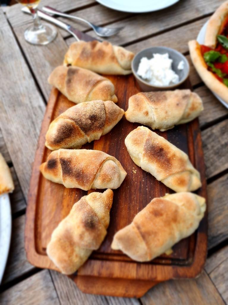 Brezglutenski kruhki Pizzeria Pri planincu